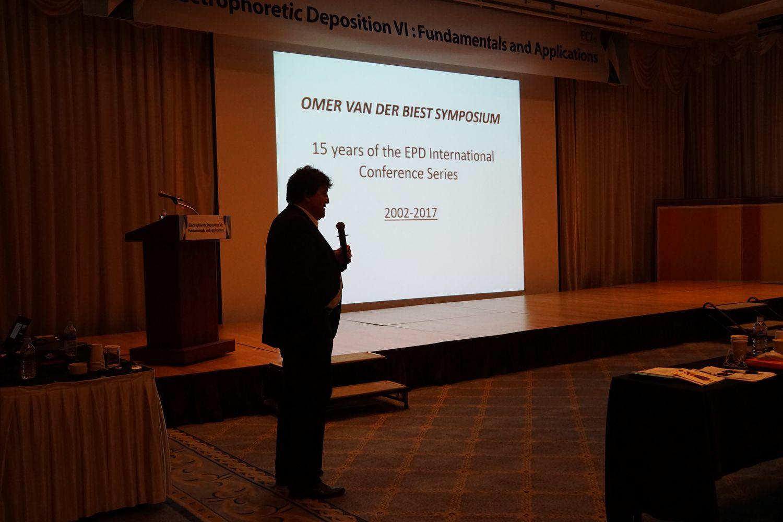 Van der Biest symposium